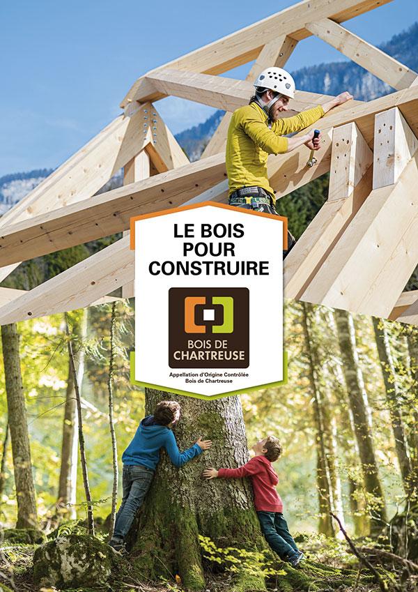 L'AOC Bois de Chartreuse est la première AOC sur le bois en France