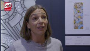 Interview de Marie Rousvoal – Ateliers Duchemin au salon du patrimoine 2018