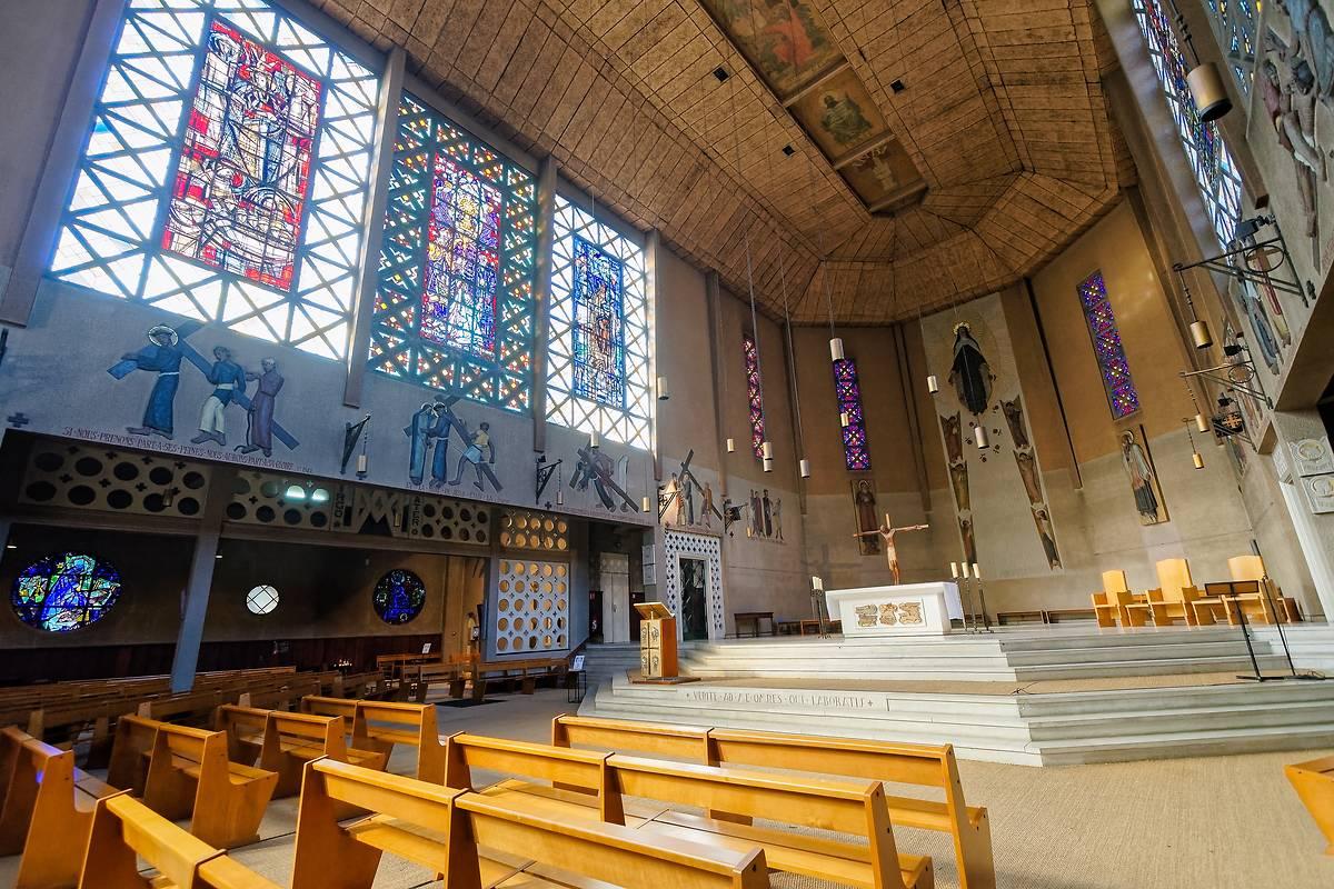 L'église Sainte-Thérèse de Boulogne-Billancourt reçoit le label « Patrimoine d'intérêt régional » de la région Ile-de-France