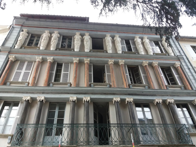 La renaissance d'une façade, deux siècles plus tard