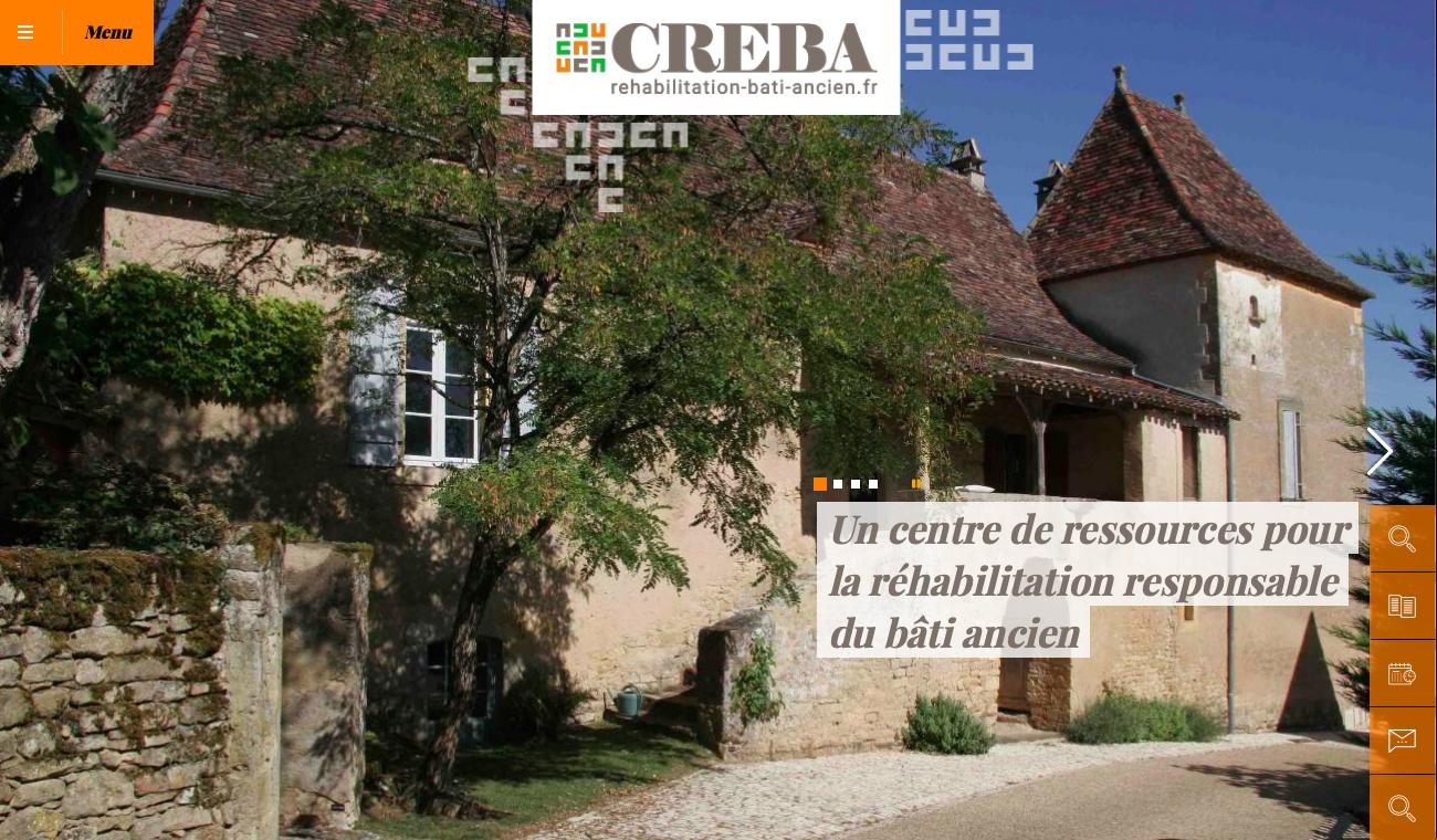 Un Centre de ressources pour la réhabilitation responsable du bâti ancien