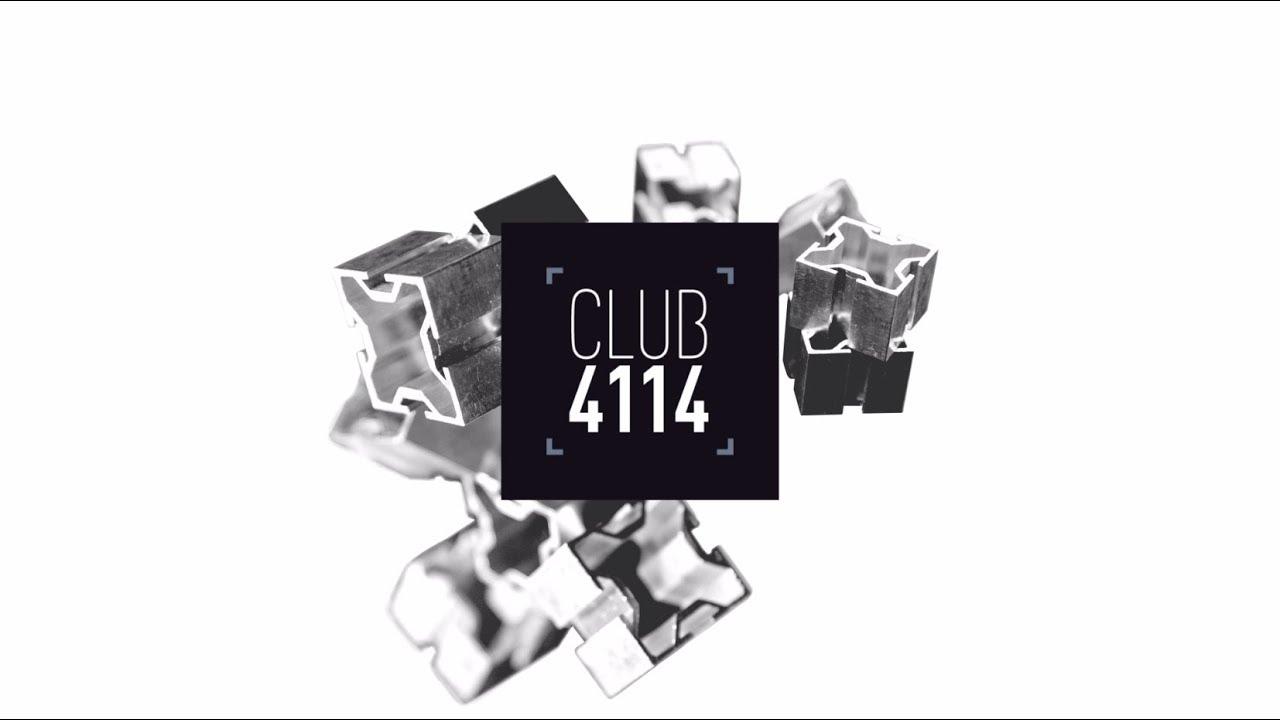 club 4114 by technal - club pour les prescripteurs