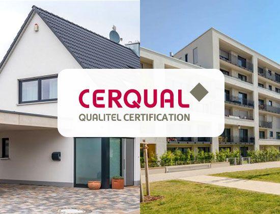 Fusion des 2 organismes certificateurs : CERQUAL Qualitel Certification et CÉQUAMI