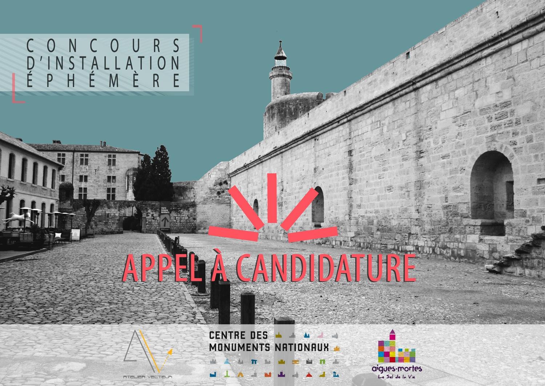 Le Centre des Monuments Nationaux lance un concours d'installation éphémère