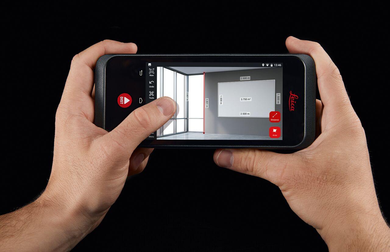 Mesures 3D sur photo en temps réel