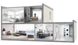 Contrôle des installations de chauffage et de rafraichissement des maisons