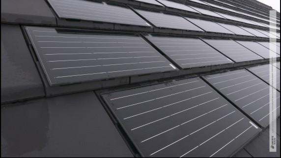EDILIANS complète sa gamme de tuiles terre cuite solaires