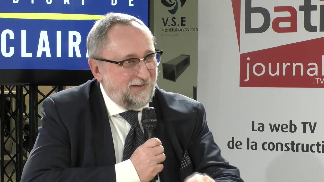 Rencontre avec Lionel Brunet Délégué Général du syndicat de l'éclairage