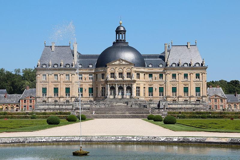 Réouverture du Château de Vaux-le-Vicomte