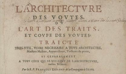Anciens ouvrages d'architecture en libre accès