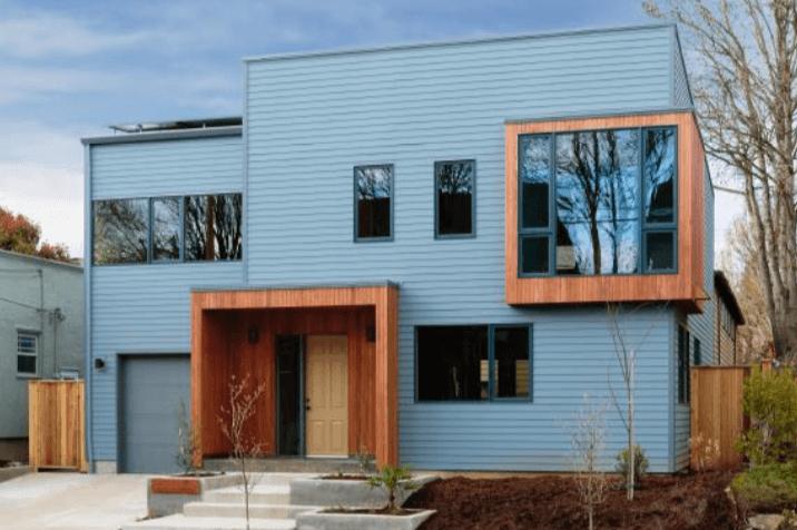 Nouveau système de protection antifeu pour les façades bois