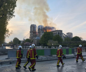 L'impensable destruction de Notre-Dame de Paris
