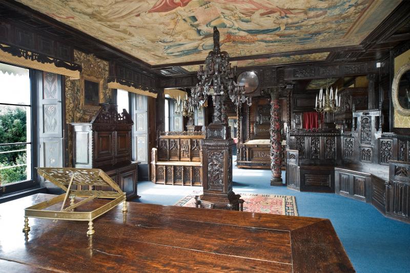 Réouverture de Hauteville House, maison de l'exil de Victor Hugo