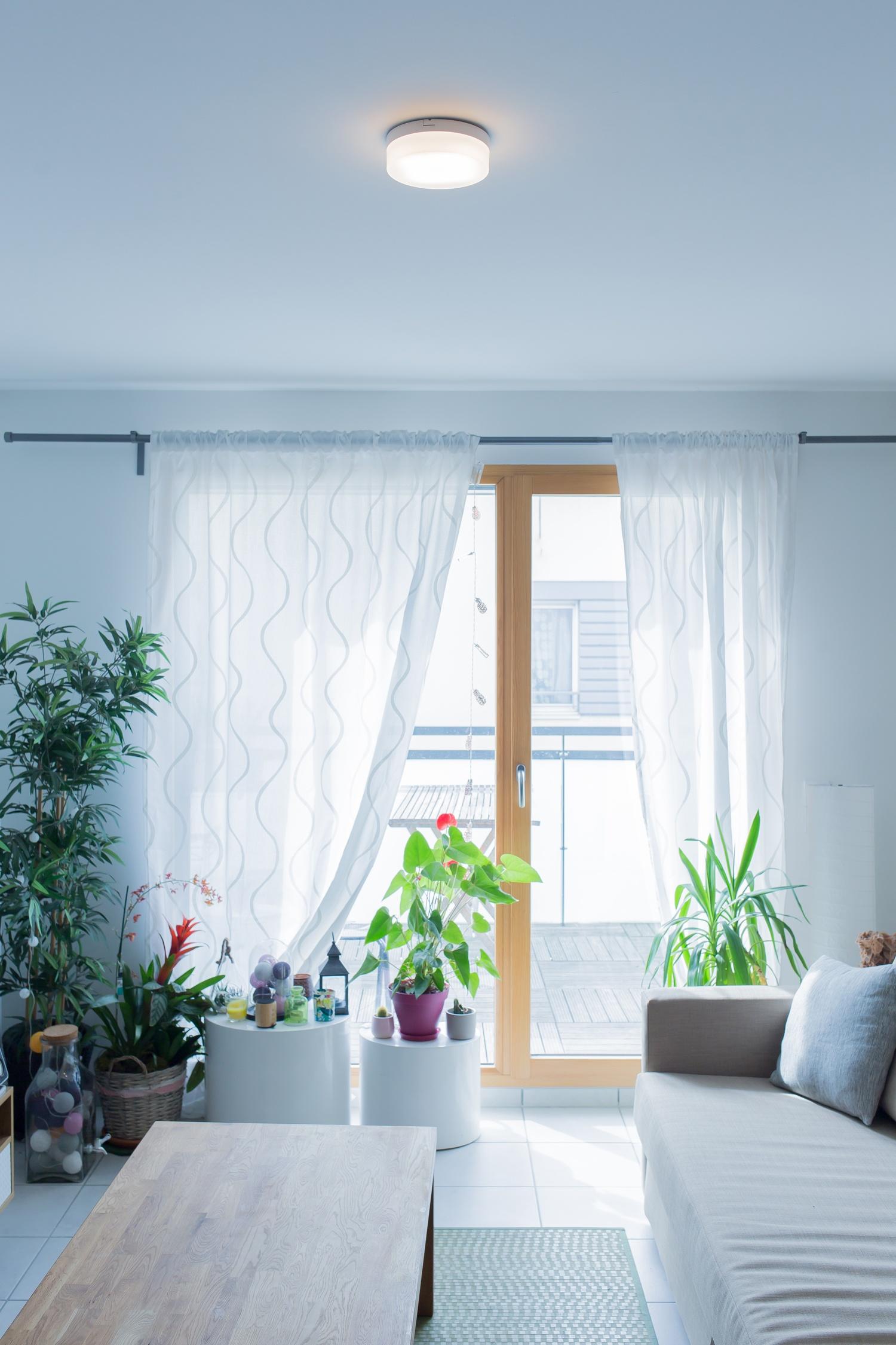 Lébénoïd® lance son nouveau plafonnier LED IZY Pro