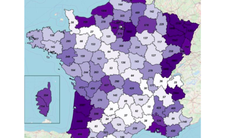 carte france gisement potentiel photovoltaique