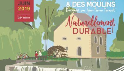 journee du patrimoine de pays et des moulins 22e edition