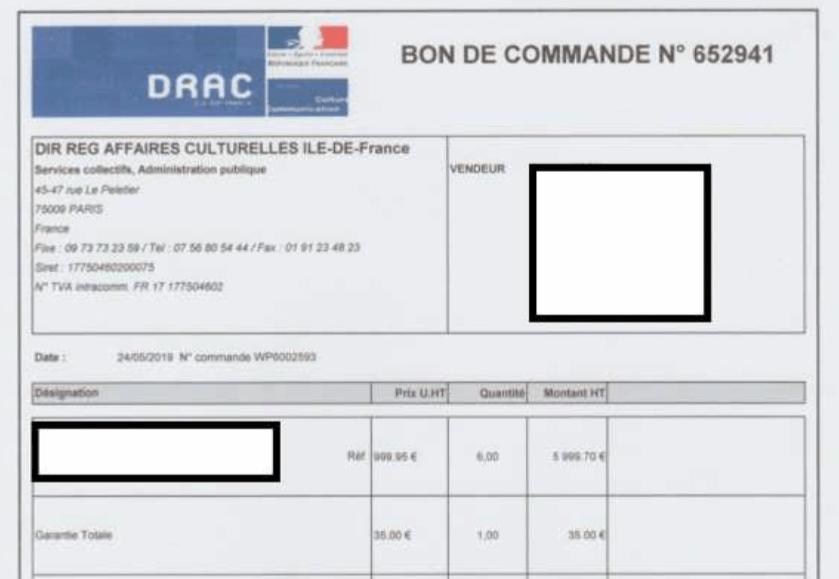 usurpation drac ile de france