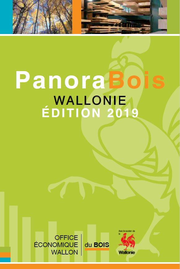PanoraBois Wallonie 2019 : La filière bois wallonne