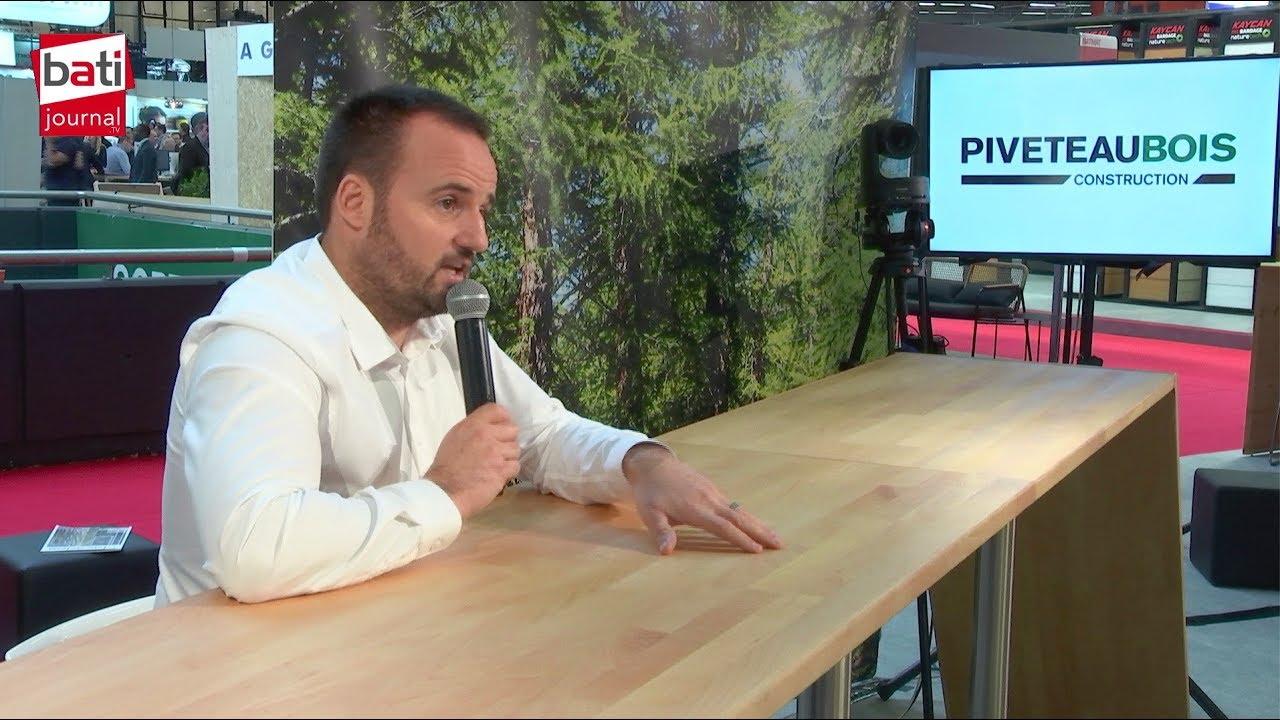 Interview de Maxime Besnard, Responsable Projets Bois chez Piveteau Bois