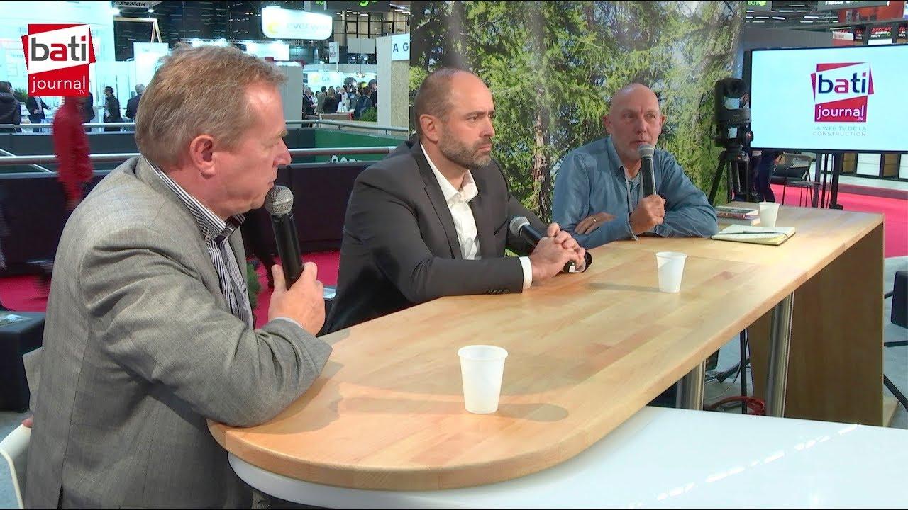 BATIMAT 2019 – Évolutions et innovations des bois ingénieries origine France