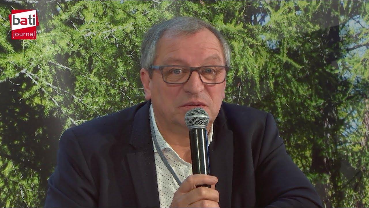 Interview de Jean-Philippe Bazot, Président de France Douglas – BATIMAT 2019