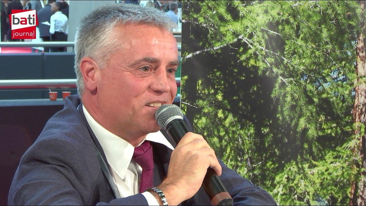 Interview de Vincent Adam, Président – Swiss Krono France