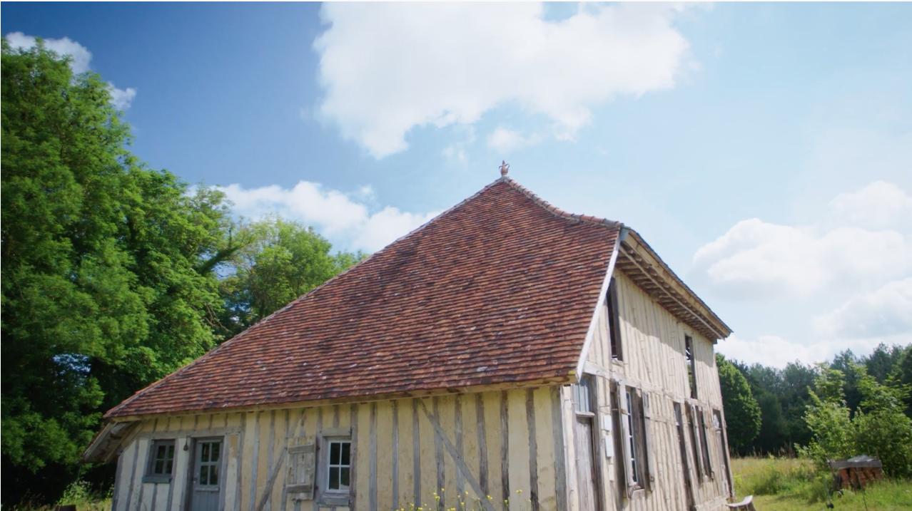 Reconstruction de l'Ermitage de la petite abbaye