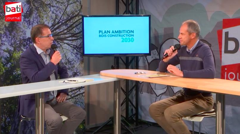 Focus sur le plan ambition bois construction 2030